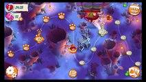 Angry Birds 2 - Level 47 - Eggchanted Woods Walkthrough (3 Stars)