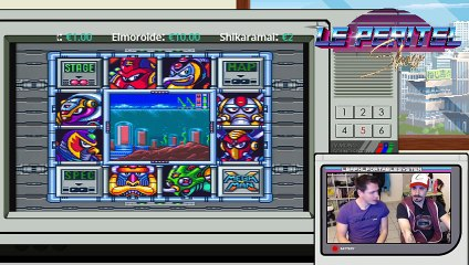 The Peritel Show starring Fred Of The Dead ! : Megaman X (11)