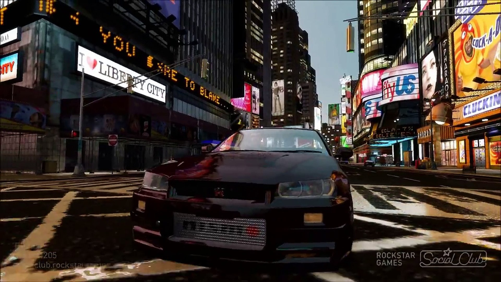 GTA4 iCEnHancer 3 0 +Simple ENB for natural and realistic lighting