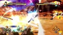 Naruto Shippuden: Ultimate Ninja Storm 4 - Naruto/Hinata/Boruto Vs Sasuke/Sakura/Sarada【1080P】