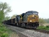#1 Conrail Norfolk Southern CSX BNSF Burlington Trains Of NE Ohio.mp4