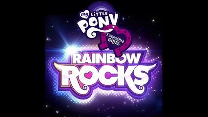 """Battle (of the Bands) (Movie Version) - MLP: Equestria Girls - Rainbow Rocks"