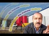 Muhtar Riza Duman Pamukova - Geyve ye  koku salan fabrikaya karşı