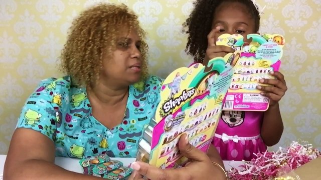 Shopkins Season 3 ~ SURPRISE PACKAGE from Moose Toys ~ Blind Basket OPENING!