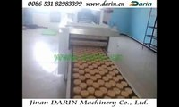 How it's made DRC 65 Granola Bar/ Honey Nut Cereal Bar/Breakfast Snack Bars Forming Machine