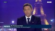 Les raisons pour lesquelles les stewards gays d'Air France ne veulent pas aller en Iran