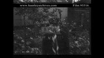 Cub Scout Salutes.  Archive film 95516
