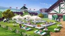Bienvenue au ranch Saison 1 Episode 2 - Le concours hippique