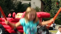 Quarter Jump / Bungee Trampolin by Xtreme Events