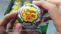 Angry Birds Stella сюрпризы Чупа Чупс как Киндеры ( Unboxing Surprise Eggs Angry Birds Chupa Chups )