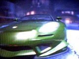 Need For Speed Carbon(xbox360)