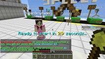 PopularMMOs Minecraft: EXTREME SPLEEF! (SPLEEF MOBS, ARROW ATTACKS, CREEPER EXPLOSIONS, & MORE!) Mi