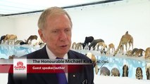 Griffith Hosts Hon. Michael Kirby AC CMG