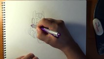 How to draw Angry Birds Transformers Optimus Prime REAL TIME