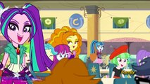 MLP: Equestria Girls - Rainbow Rocks Battle of the Bands Instrumental and Soundtrack Mix
