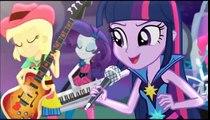 MLP Equestria girls Rainbow Rocks (İçimde Müzik Var Benim) [Türkçe] (HD)