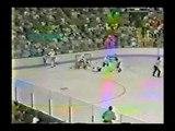 Shane Churla vs. Gord Donnelly NHL 11/04/87
