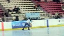20th INTERNATIONAL CUP OF NICE 2015. Pairs - SP. Miriam ZIEGLER / Severin KIEFER