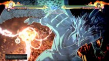 Naruto Storm 4 Hokage Kakashi Gameplay | Naruto Ultimate Ninja Storm 4 Kakashi Hokage Moveset