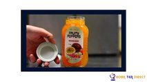 Passion Fruit Popping Bobas | Bursting Boba | Fruity Poppers