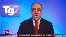 """Beppe Grillo al Tg2 """"L'esorcismo del grillo caramellato"""" - MoVimento 5 Stelle"""