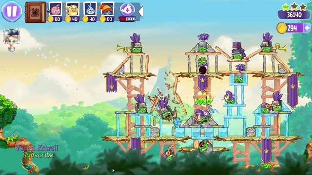 ANGRY BIRDS: STELLA - PINK BIRD - Angry Birds Stella Game Ep 5 - Angry Birds Games