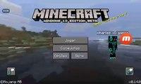 Minecraft modificado versão Windows 10 beta