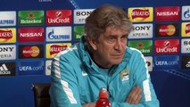 Manchester City v Paris Saint Germain -Man City fans will give 100% against PSG - Pellegrini