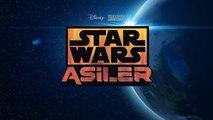 Star Wars Asiler - Ayşe Kucuroğlunun Işın Kılıcı Eğitimi