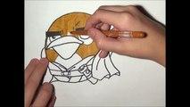 How To Draw Mace Windu Bird from Angry Birds Star Wars 2 ✎ YouCanDrawIt ツ 1080p HD