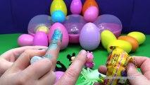 SURPRISE EGGS Disney Magic Surprise Eggs TheEngineeringFamily Mickey Mouse Surprise Egg Video