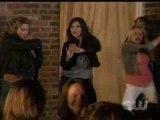 Vidéo de danse dans les freres scott