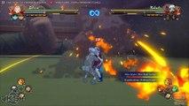 [PC] NARUTO SHIPPUDEN: Ultimate Ninja STORM 4 | Naruto, Sasuke & Sakura VS Obito, Kakashi & Rin
