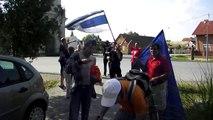"""HOOLS ĐURĐENOVAC 11.6.2011. (U """"CENTRU"""" PUNITOVACA)"""