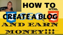 How to create a blog and earn money | Grow with Errol Muller