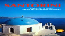 Download Santorini  A Guide to the Island and its Archaeological Treasures  Ekdotike Athenon