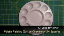 Palette Painting Tray for Artists  Acrylic, Oil Paint