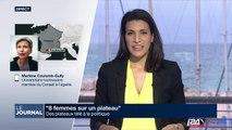 """""""8 femmes sur un plateau"""": des plateaux télé à la politique"""