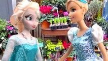 Queen Elsa Prince Hans Marry Me? Wedding Proposal Disney Frozen Part 33 Dolls Video Love Spell