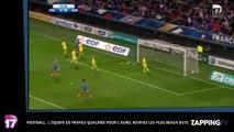 Football : L'équipe de France féminine qualifiée pour l'Euro, revivez les plus beaux buts