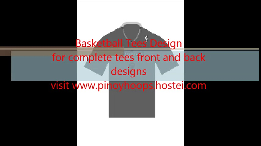 Basketball Tees Design II