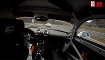 Porsche Cayman GT4: vuelta onboard en las VLN de Nürburgring