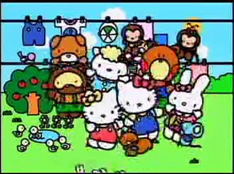 Kartun Lucu Hello Kitty Full Indonesia Episode Bangun Pagi
