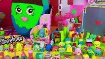 Giant Play-Doh Shopkins Surprise Egg Toys Season 2 Season 1 Collection Fluffy Ba
