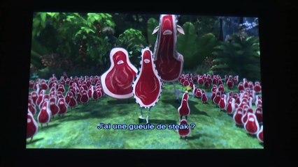 L'animal, le film et le végétarien : Parcours secret du végétarien au cinéma - Camille Brunel
