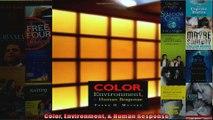 Download  Color Environment  Human Response Full EBook Free