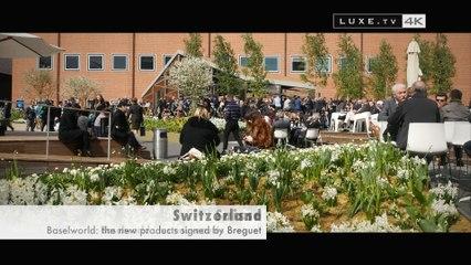 Baselworld : les nouveautés Breguet