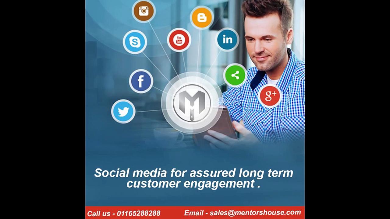 Digital Marketing Agency, Online Marketing Company India – MentorsHouse