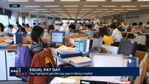 Equal pay day: day highlights gender pay gap in labour market