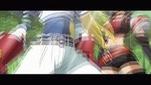 Namco X Capcom Intro Opening Full HD